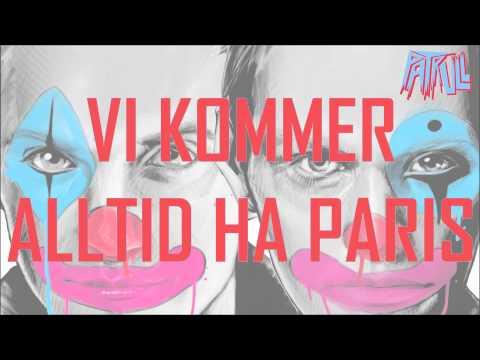 Patrull - Vi kommer alltid ha Paris (Alla är komiker - 2015)