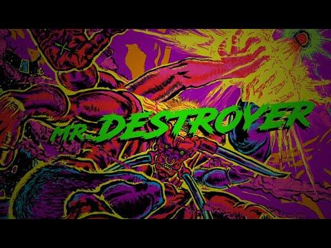 Monster Magnet - Mr. Destroyer (Lyric Video)