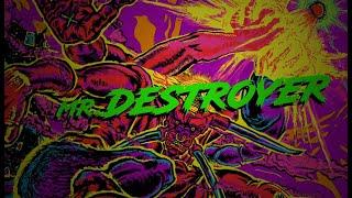 MONSTER MAGNET - Mr. Destroyer (Official Lyric Video) | Napalm Records
