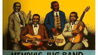 Stingy Woman Blues THE MEMPHIS JUG BAND (1927) Memphis Blues Legend