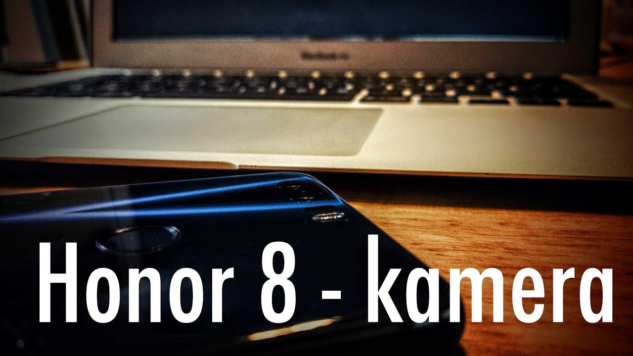 Honor 8 Kamera Asetukset