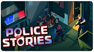 FREEZE! Door Kickers meets Hotline Miami! | Police Stories Gameplay (Free Alpha)