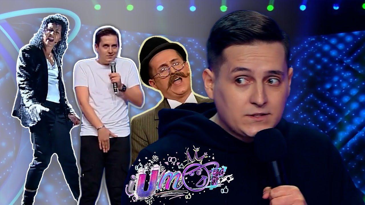 Best of George Tănase la iUmor! Râzi până nu mai poți! ?