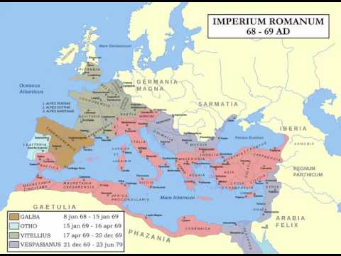 Roman History 13 - Claudius And The Rise Of Nero 41 - 54 AD