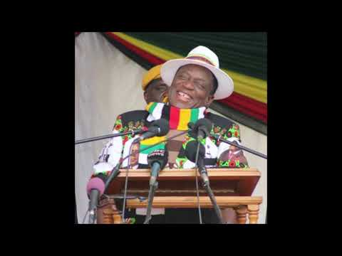 "ED Pfee ""Song Endorsing The Honorable President Emmerson Mnangagwa"" [August 2018] Sungura"