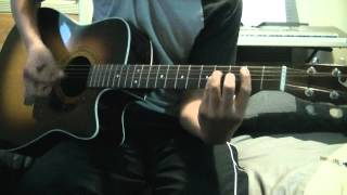 David Guetta - Titanium (Boyce Avenue Version) (Guitar Cover)