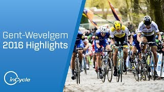 gent wevelgem 2016   highlights