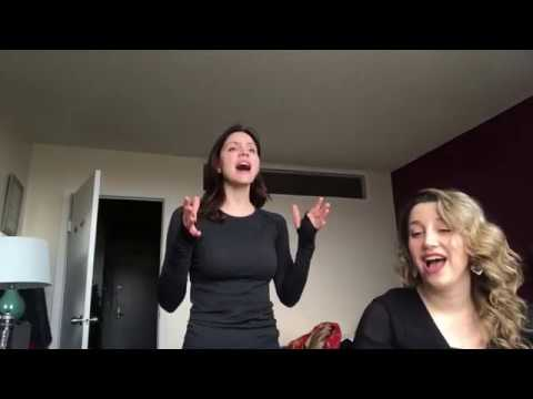 Katharine McPhee Voice Lesson With Natalie Weiss
