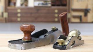 First TWO Hand Planes You Should Buy