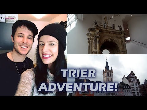 TRIER ADVENTURE WITH MY SISTER
