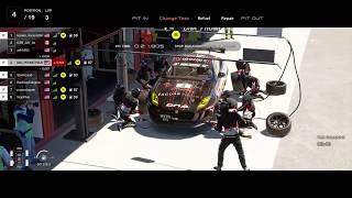 GT Sport - FIA Exhibition S2-R5   Team DNA