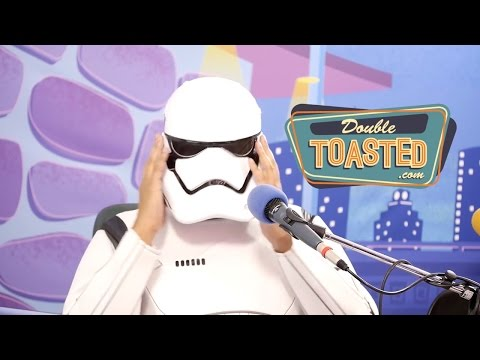 STAR WARS FORCE AWAKENS - Double Toasted Movie Review