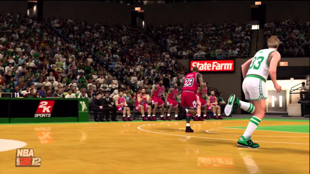 Michael jordan signature dunk video