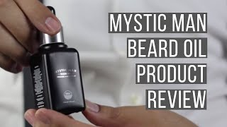 Mystic Man Beard Oil Review | TheBeardMag