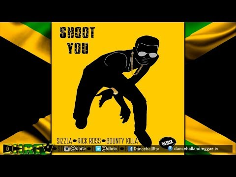 Sizzla - Shoot You [Remix] ft Bounty Killer, Rick Ross, Fat Joe, Stonebwoy ♫Rap ♫Reggae 2017