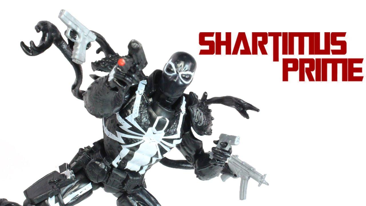 marvel legends agent venom walgreens exclusive toy amazing