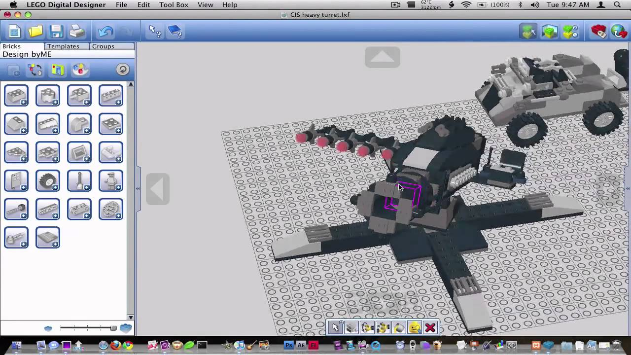 How To Use LDD - YouTube