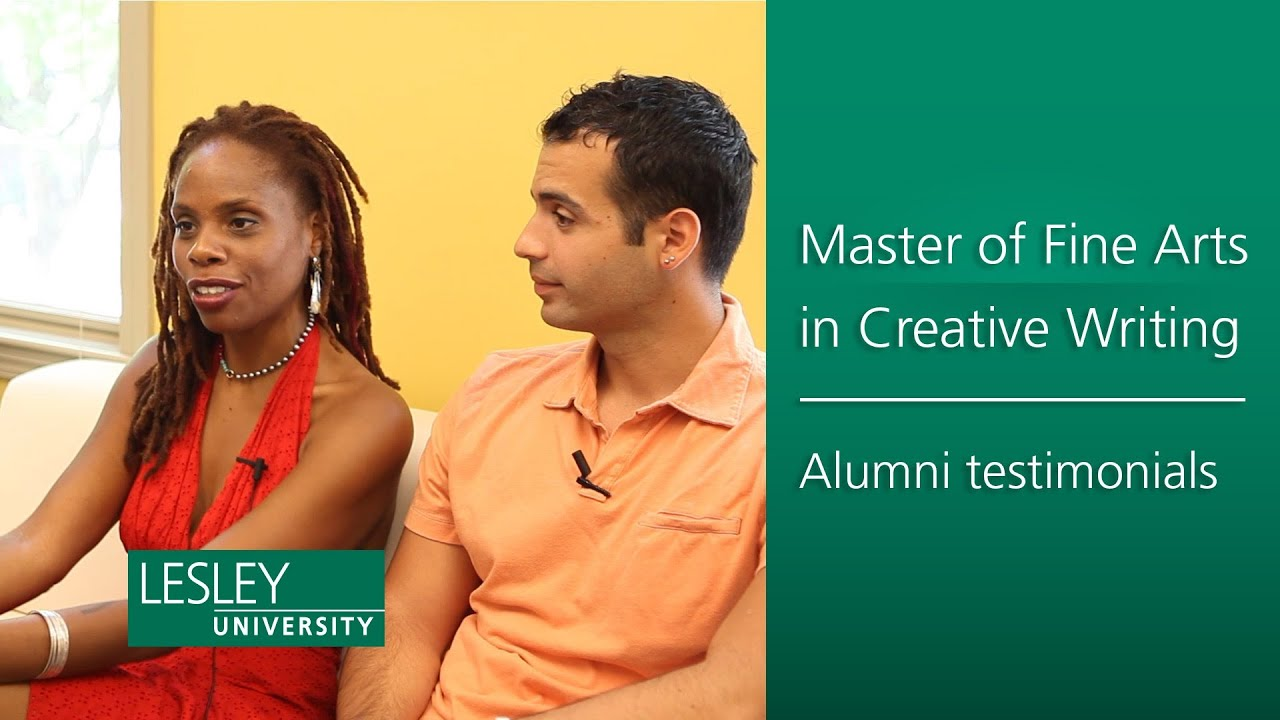 masters in fine arts creative writing Top 10 cheap online master's in english and creative writing degree programs.