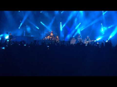 Green Day, Basket case and She,Turin, 10 Gennaio, PalaAlpitour, Live, Lumia950XL