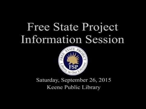 Free State Project Keene Information Session