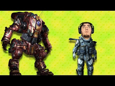 Gökten Düşen Titanlar - Titanfall 2