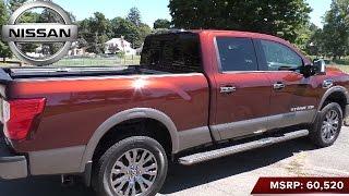 2016 Nissan Titan XD | Platinum Reserve