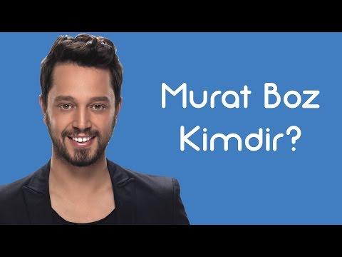 Murat Boz Kimdir [KimKim] [Sesli Anlatım]