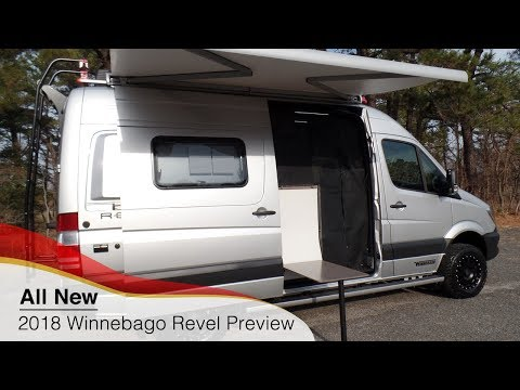 2018 Winnebago Revel Preview