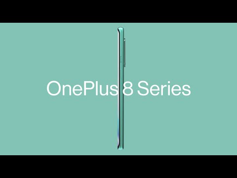 OnePlus 8 Series - No Detail is Too Small