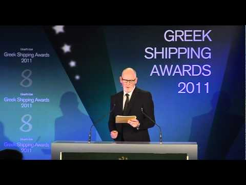 Greek Shipping Awards 2011