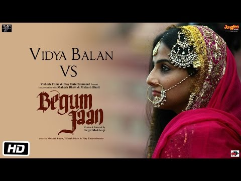 Thumbnail: Begum Jaan Making | Vidya VS Begum Jaan