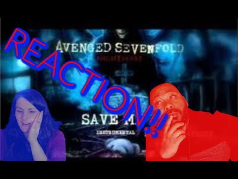 Avenged Sevenfold Save Me Reaction!!!