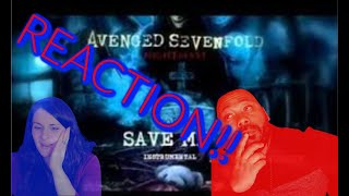 Скачать Avenged Sevenfold Save Me Reaction