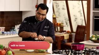 Hi Tea | Chickpea Burritos Recipe | Chef Ajay Chopra | Mexican Recipes