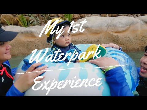 My 1st Waterpark Experience on Mimai's Birthday   Wild Wadi Dubai, UAE