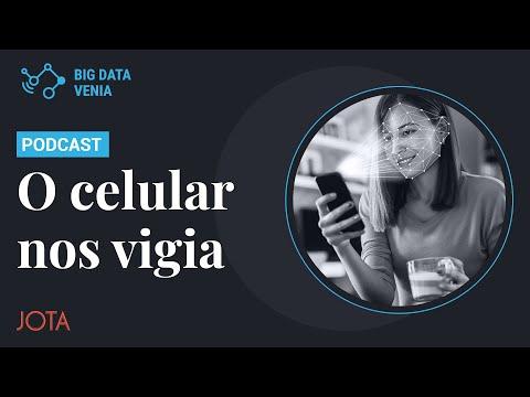 O sistema Pegasus e o fim da privacidade - Podcast Big Data Venia #01S02