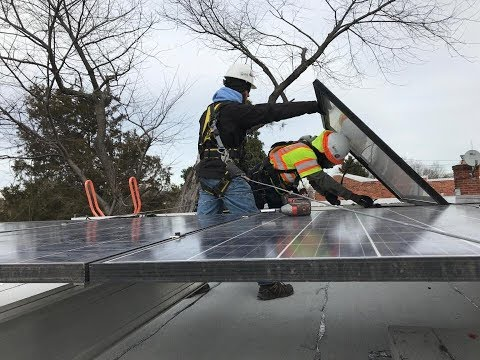 Free solar power? This nonprofit is helping low-income communities harness the sun's energy.