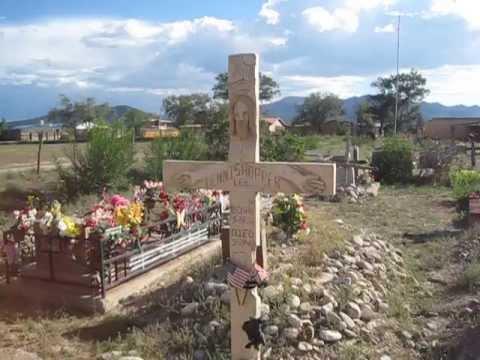 Dennis Hopper's Gravesite - Taos, New Mexico (September 2013)