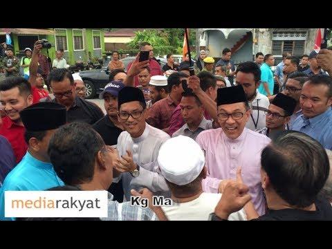 Anwar Ibrahim: Sekarang Tun Mahathir Biar Dia Jalan Yang Baik, Jangan Ganggu Dia