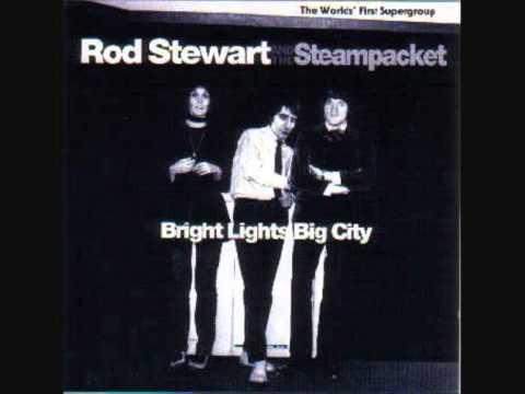 This Wheel's on Fire - Rod Stewart
