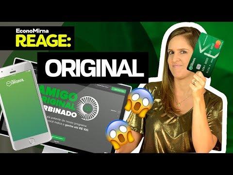REAGINDO AO BANCO ORIGINAL! (Será que vale a pena a conta digital + cartão de crédito?!)