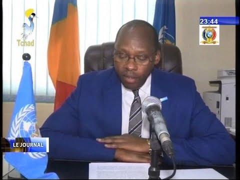 JOURNEE MONDIALE SANS TABAC - Déclaration du répresentant de l'OMS au Tchad