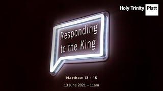 Holy Trinity Platt | Livestream Service | 13 June 2021 - 11am