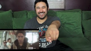 Official Comic Con Trailer: FEAR THE WALKING DEAD: World Premiere REACTION & REVIEW!!!