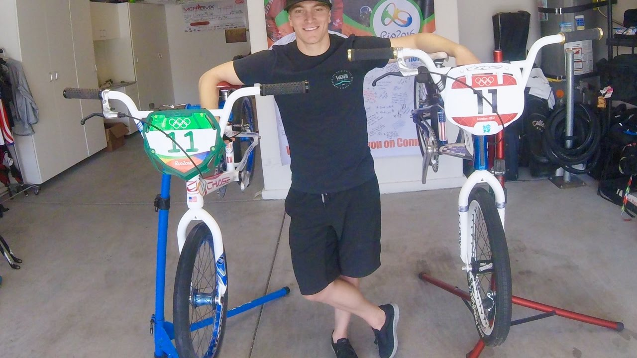 2012 2016 Olympic Bmx Bike Checks Youtube