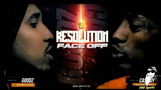 MY REACTION TO CASSIDY VS GOODZ! | CHICKEN GANG!