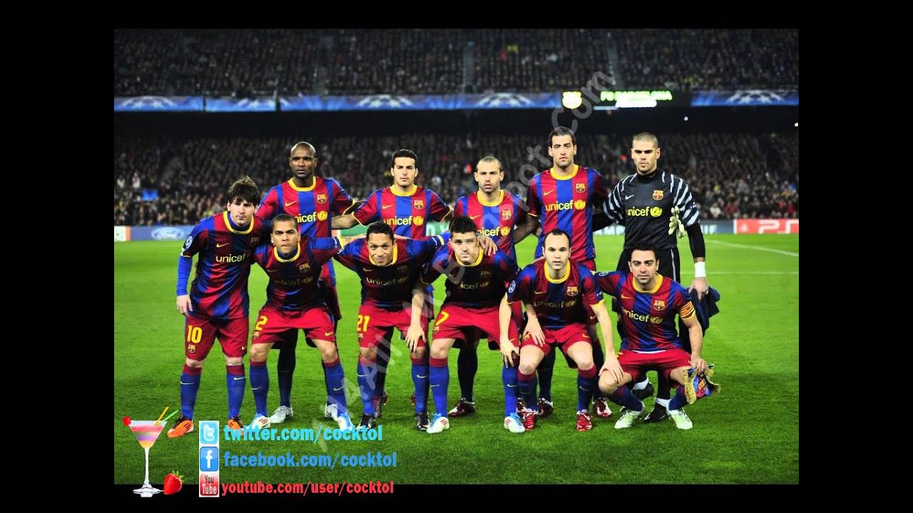 Fc Barcelona Youtube