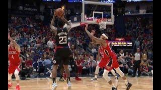 Lou Williams Drills Clutch Dagger Against New Orleans Pelicans