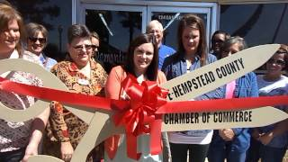Chamber Ribbon-Cutting For Clementine