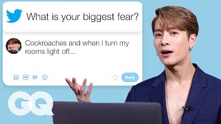 Jackson Wang Goes Undercover on the Internet | GQ